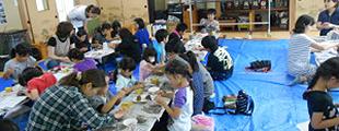 出張・陶芸教室のイメージ